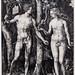 Albrecht Dürer, Adam and Eve, 1504, Engraving, 12/24/20 #fristartmuseum