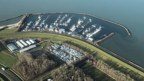 Flevo Marina jachthaven Lelystad
