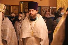 09.01.2021 - Архиерейское богослужение в день памяти святого первомученика и архидиакона Стефана