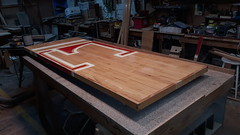 Basketball Court Table Project Jan 2020