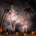 Honolulu Hawaii Fireworks