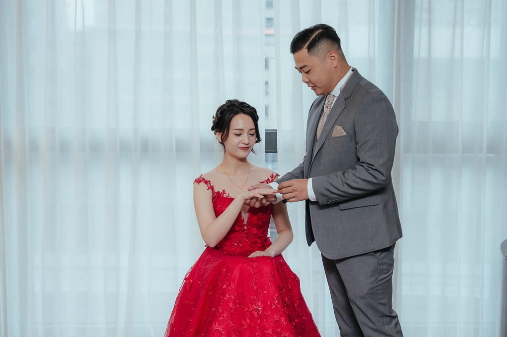《婚攝Calvin》 Aaron & Dina / 廣行宮