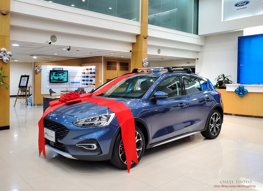 (chujy) Ford Focus Active 多點越野味