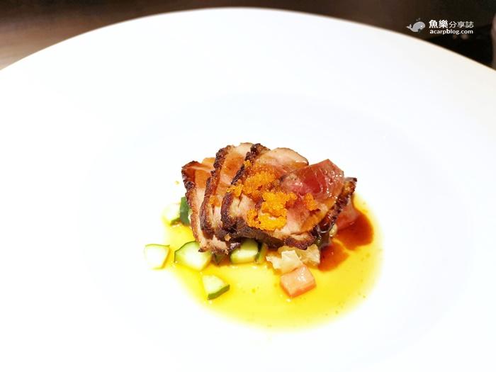 【台北中山】Xing興鐵板燒|台北華國大飯店 @魚樂分享誌