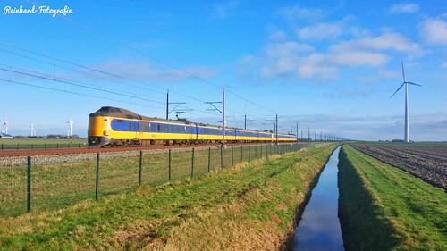 NSR 4055+4224 ) ICMm Koploper Lelystad ( NL)
