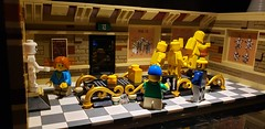 LEGO Museum of Minifigure Evolution