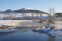 Photo of River Clyde winter