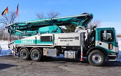 Cobijar Concrete Pumping Truck