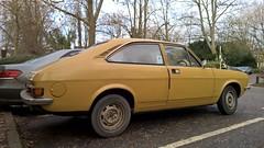 Photo of Morris Marina. Witney Oxfordshire UK.