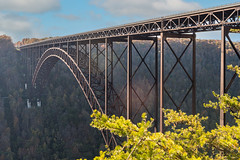 NRG Bridge at the newly designated New River Gorge National Park & Preserve