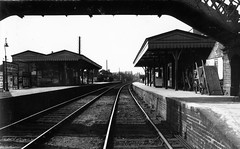 Photo of berks - sunningdale station lswr