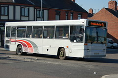 Photo of GHA Coaches Dennis Dart N725KGF - Wrexham