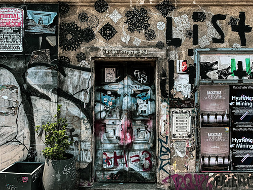 Closed Forever (II) | Vienna, Austria