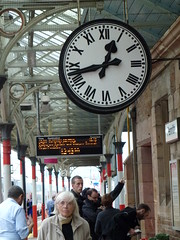Photo of Penrith Railway Station Clock
