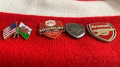 Pin badges (012/365)