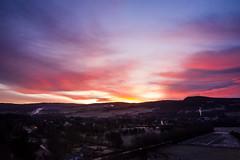 Photo of Feldy sunrise