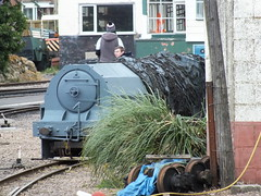 Photo of armoured train : New Romney