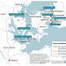 20210113 Kartgrafik utredningar fasta forbindelser Oresund dansk