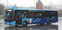 Photo of The Blackburn Bus Company (Transdev Lancashire) 503 YX69NTF leaves the Bus Station in Blackburn working a short service 1 to Darwen.