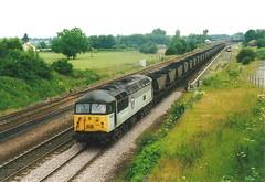 Photo of EWS Class 56 56033 - Milford Jct