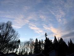 13/365: Morning Sky