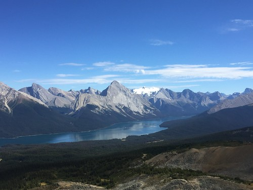 Jasper NP - lac Maligne