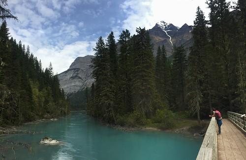 Mont Robson PP - rivière Robson