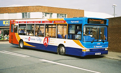 Photo of StagecoachDevon-34866-WA06HMY-Exeter-141006b