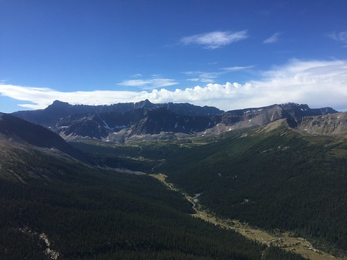 Jasper NP - vue depuis Bald Hills