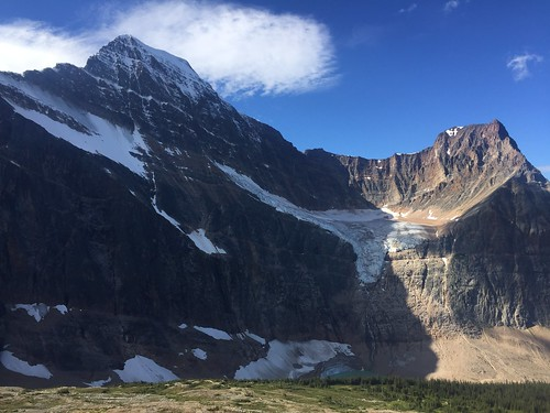 Jasper NP - Mont Edith Cavell