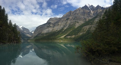 Mont Robson PP - lac Kinney