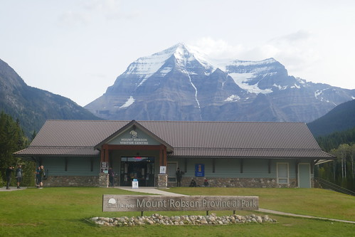 Mont Robson PP - visitor center