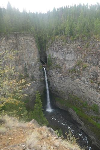 Wells Gray PP - Chutes de Spahats Creek