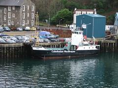 Photo of Lismore boat