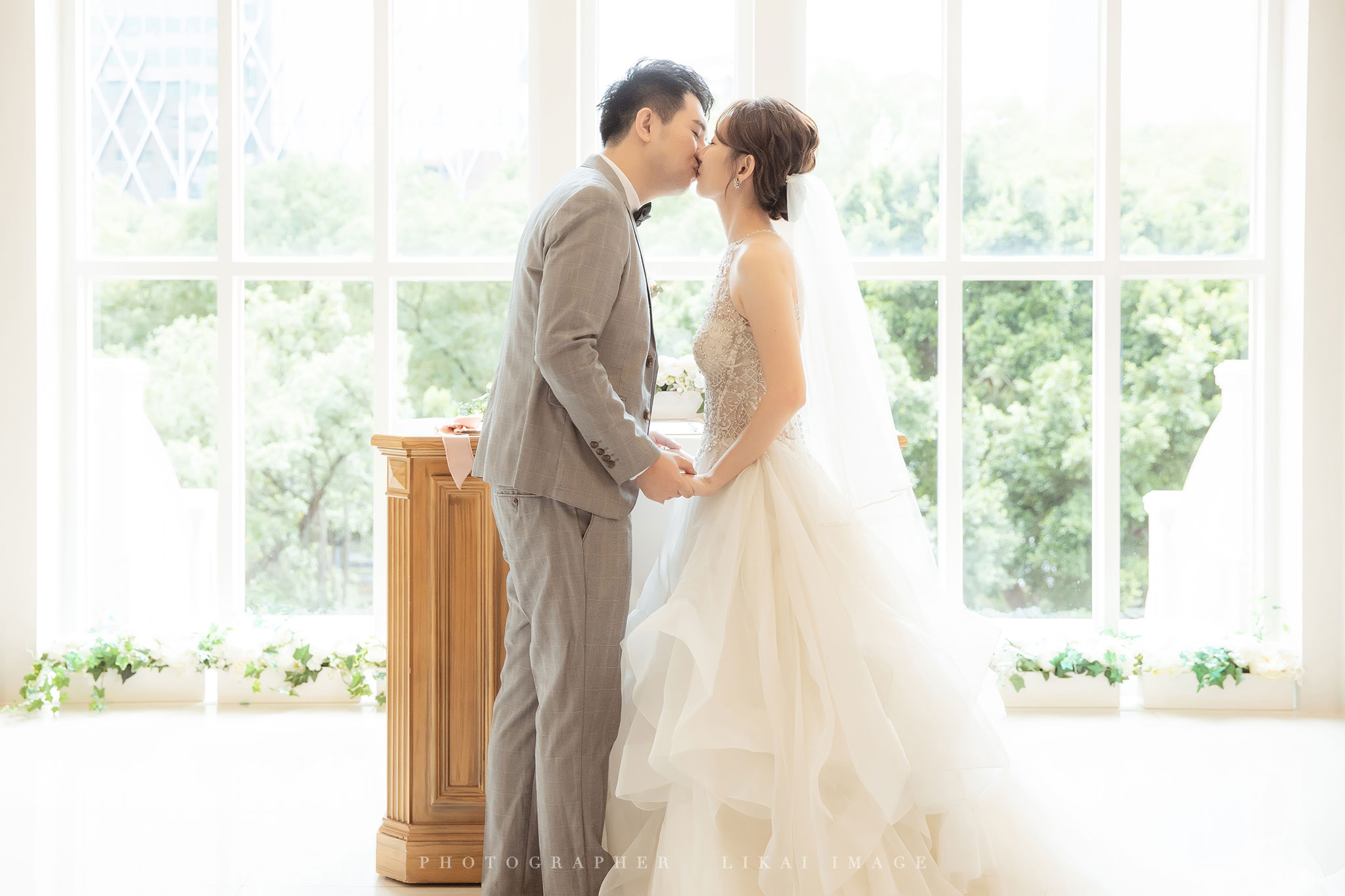 婚禮紀錄 - Cindy & Kurt - 翡麗詩莊園
