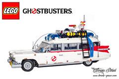 Lego 10274 - Ecto 1 UCS
