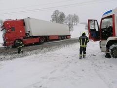 Einsatz Fahrzeugbergung 14.1.