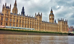 Photo of The Houses of Parliament in Westminster, London