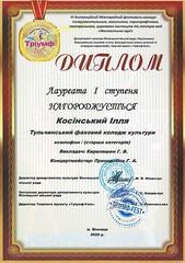 Косінський дипломи-1