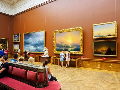 FIFA 2018 Russia. 14.07 - Санкт-Петербург - Русский музей
