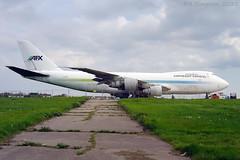 Photo of Airfreight Express (AFX) - G-GAFX - Manston International Airport (MSE/EGMH)