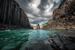 Stuðlagil Canyon (Iceland)