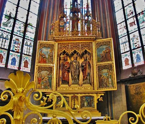 St. Vitus Cathedral, Royal Castle, Prague, Czech Republic