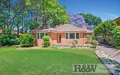 109 WALLIS AVENUE, Strathfield NSW