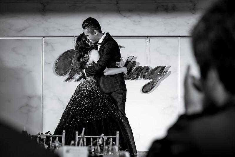 [新北婚攝] 郁翔&袖綺 純午宴 婚禮紀錄 @ 新板彭園會館 夢幻廳| #婚攝楊康