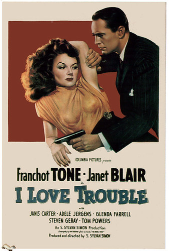 I Love Trouble dfmp_0309_i_love_trouble_1948 image