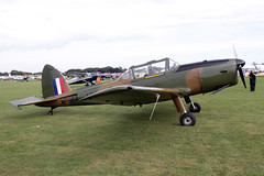 Photo of WP964 1953 DHC Chipmunk T10 LAA Rally Sywell 30.08.19