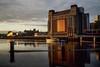 River Tyne - Baltic at Sunrise 050803