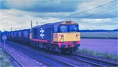 Photo of 58038. Rushey Sidings 1986.