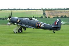 Photo of Hawker Sea Fury FB.11 VR930 Royal Navy